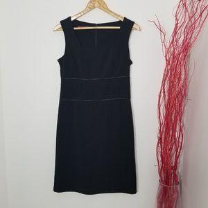 San Francisco | Black Sheath Mini Dress Size 5
